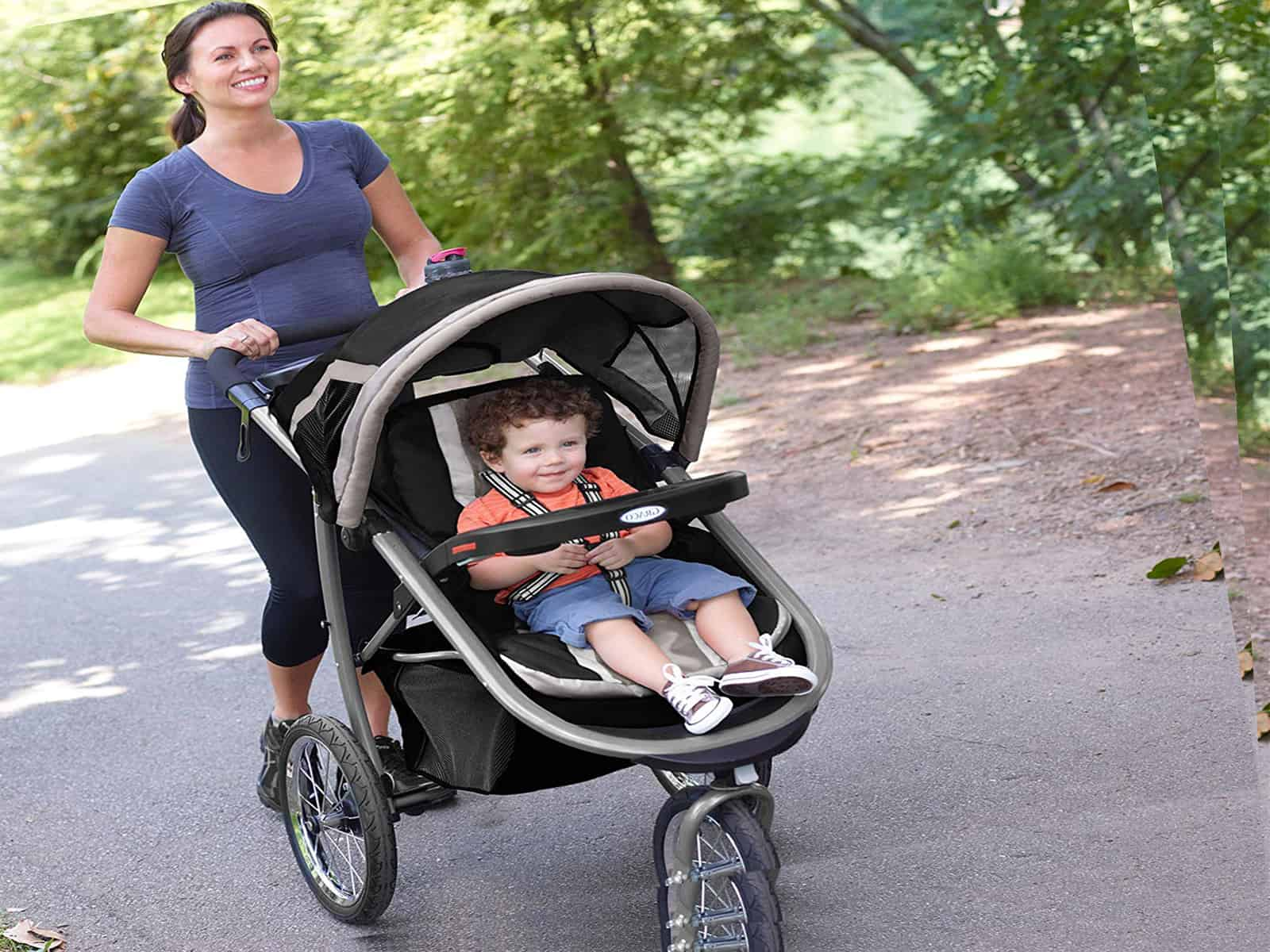 How to Choose The Best Jogging Stroller For Your Baby