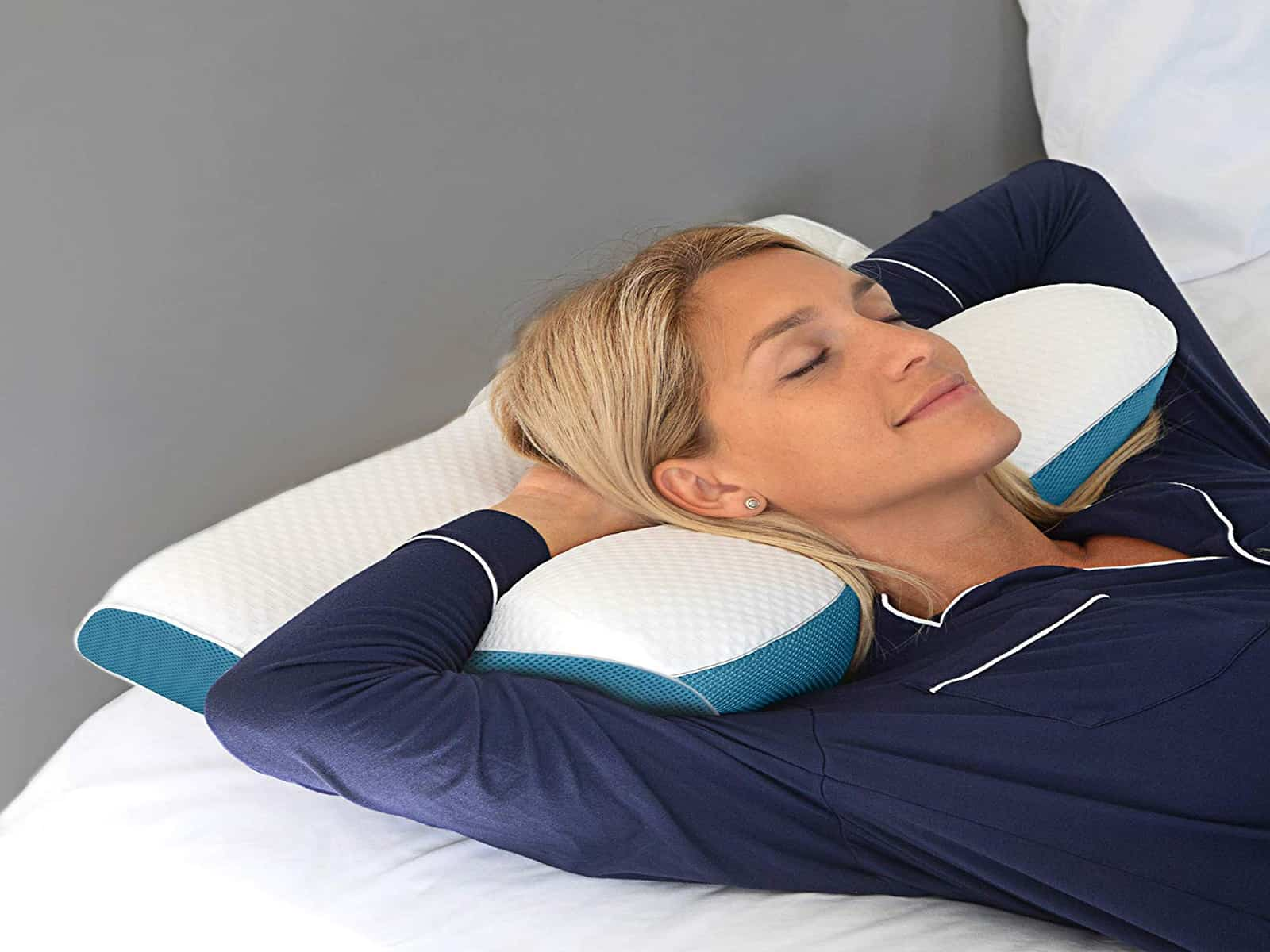 7 Best Pillows for Neck Pain 2021