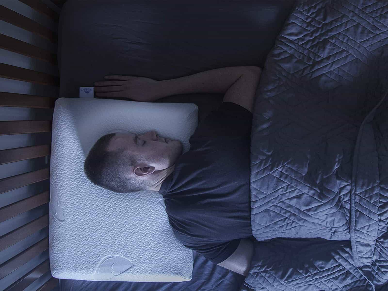 5 Best Pillows for Stomach Sleepers 2019